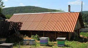 Как построить зимовник для пчел своими руками