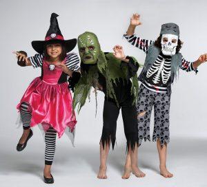 Костюм на Хэллоуин в 2018 году
