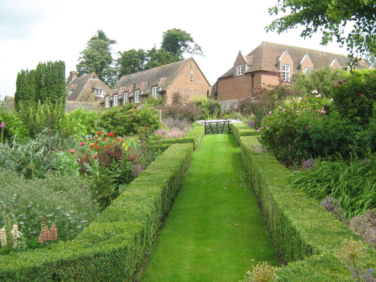 Проектирование английского сада на участке