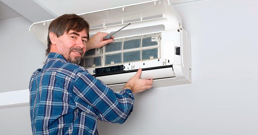 Как установить и подключить кондиционер