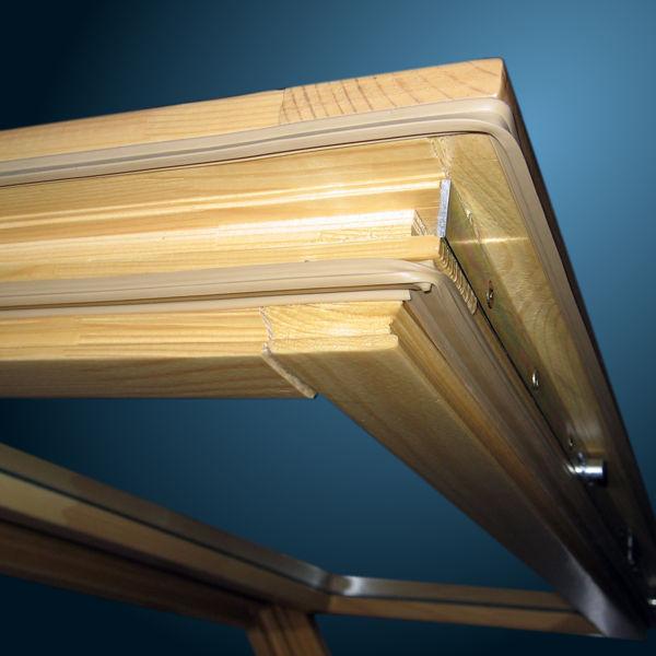 Уплотнитель для деревянных окон - выбираем по всем правилам!