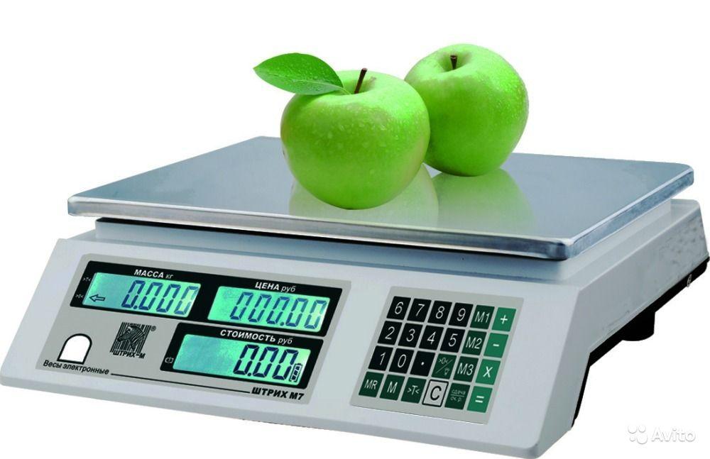 Торговые весы: критерии выбора