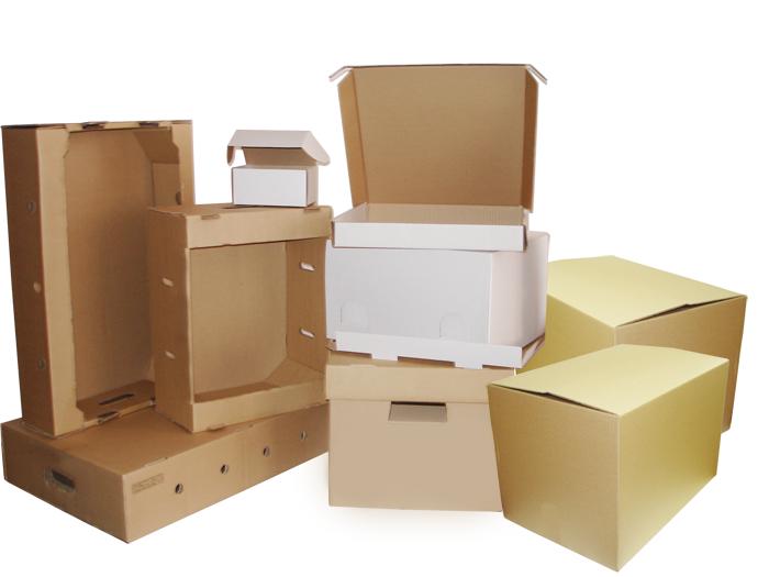 Преимущества использования коробок из гофрокартона